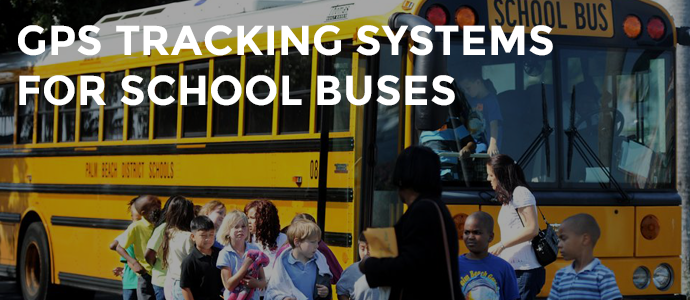 GPS Tracking System for school buses