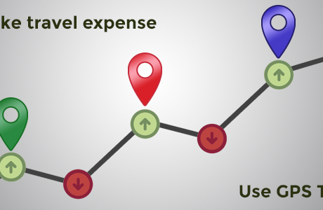 End of fake travel expense using GPS tracking