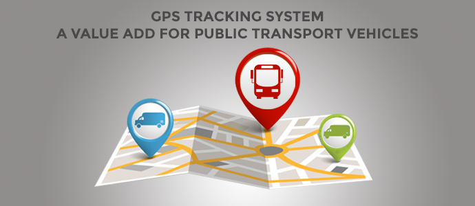 GPS Tracking System for Public Transport