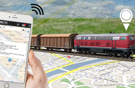 Track trains in real time with GPS enabled tracking devices - Dynakode